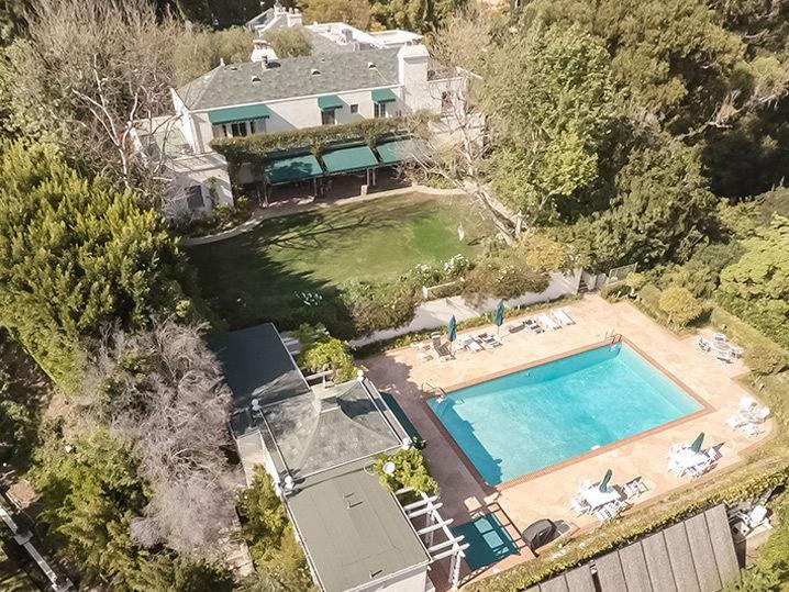 Taylor Swift's Beverly Hills Mansion A Historic Landmark, But Hold The Nail & Hammer (Photo Gallery)