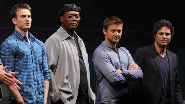 'The Avengers' Stars Band Together to Support Dakota Access Pipeline Protestors
