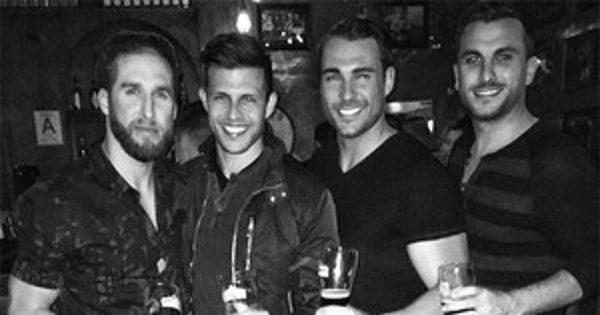 The Bachelorette's Shawn Booth Hangs With Kaitlyn Bristowe's
