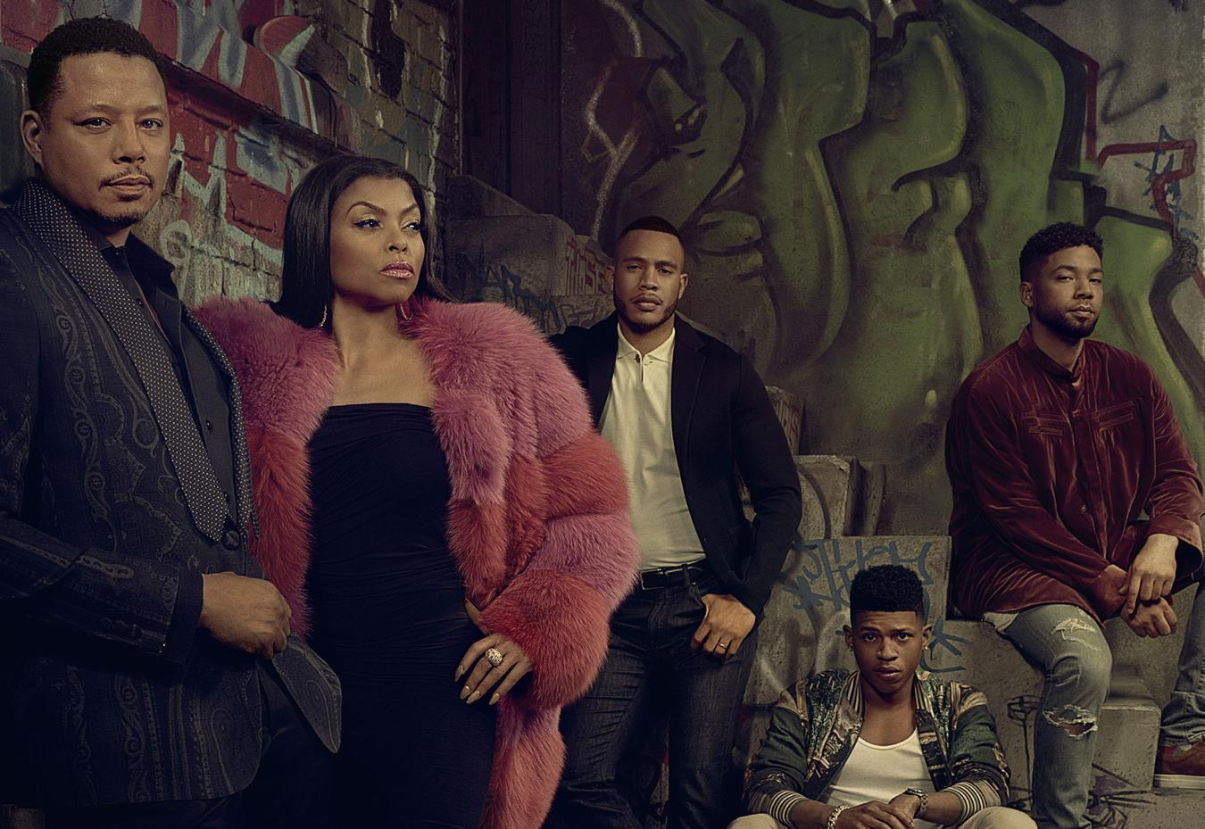 The 'Empire' Cast Throws Their Support Behind Hillary Clinton In Lee Daniels-Directed Ad