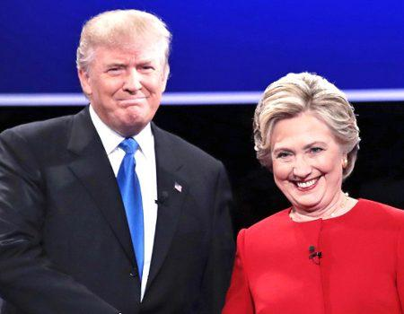 The Internet Breaks Down What Happened During the First 2016 Presidential Debate