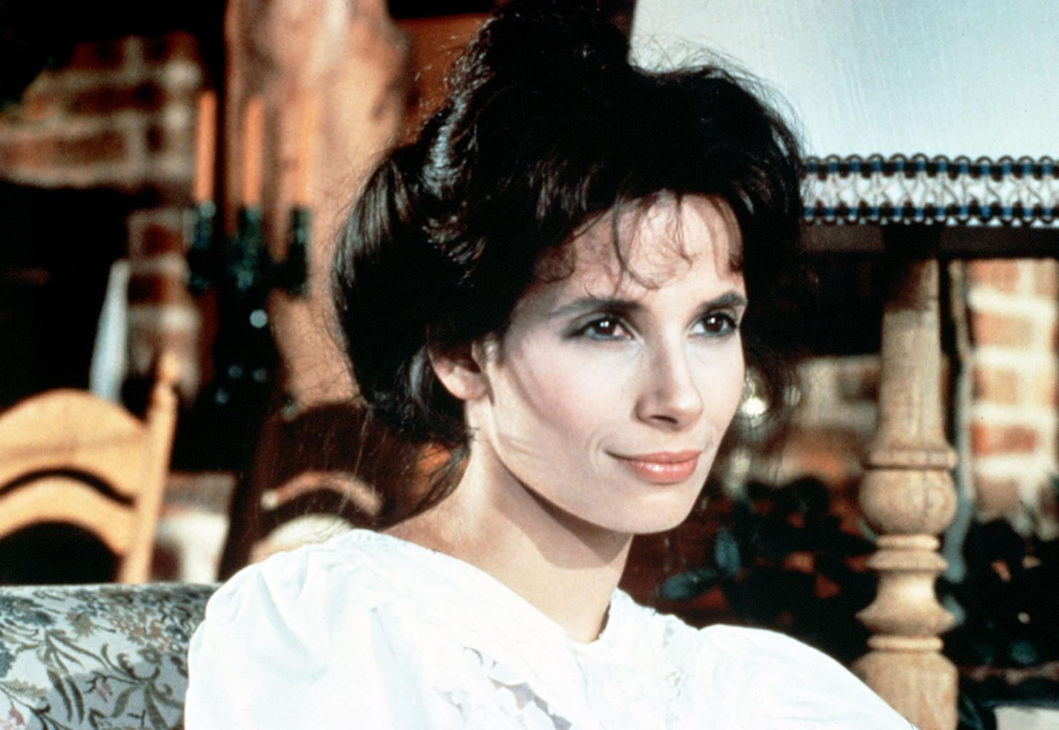 Theresa Saldana Dies:  Commish  &  Raging Bull  Actress Who Survived Stalker Knife Attack Was 61