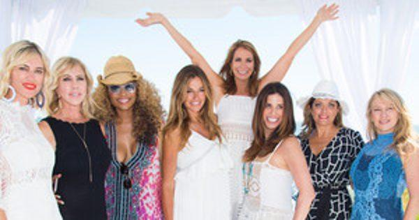 This Real Housewives Reunion in the Hamptons Couldn't Be Made Possible Without the Power of Jill Zarin