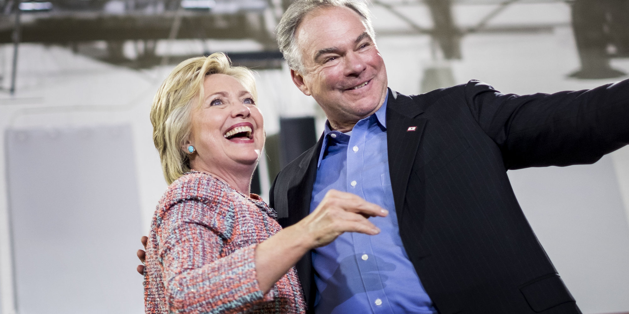 Tim Kaine Calls To Deregulate Banks As He Campaigns To Be Clinton's VP
