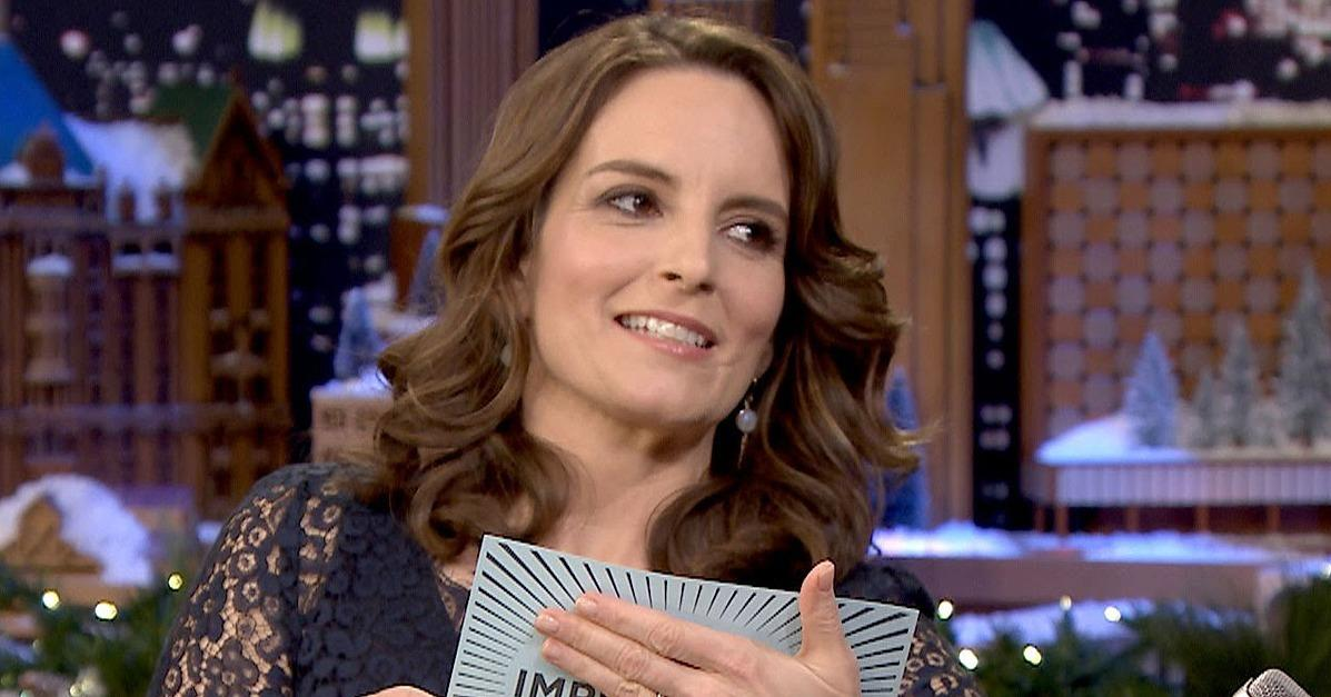 Tina Fey's Celebrity Impressions Are So Spot On, It's Scary