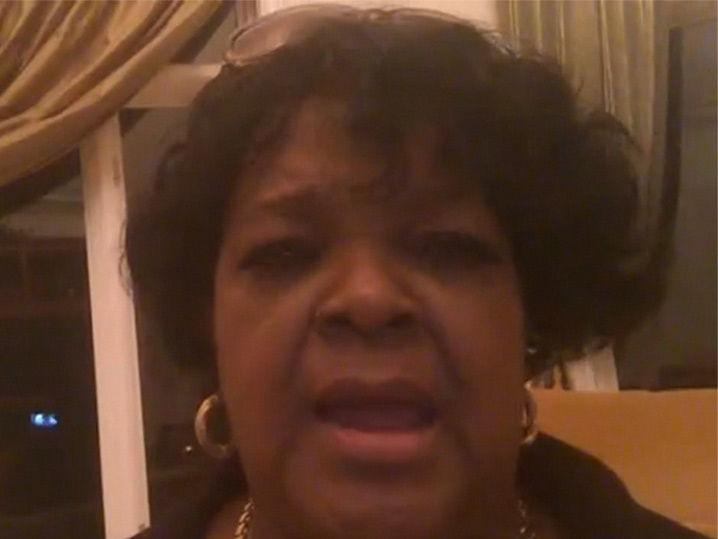 'U Name It' Challenge -- Gospel Singer Shirley Caesar Loves Viral Vids ... But Chill with the Gyrations (Video)