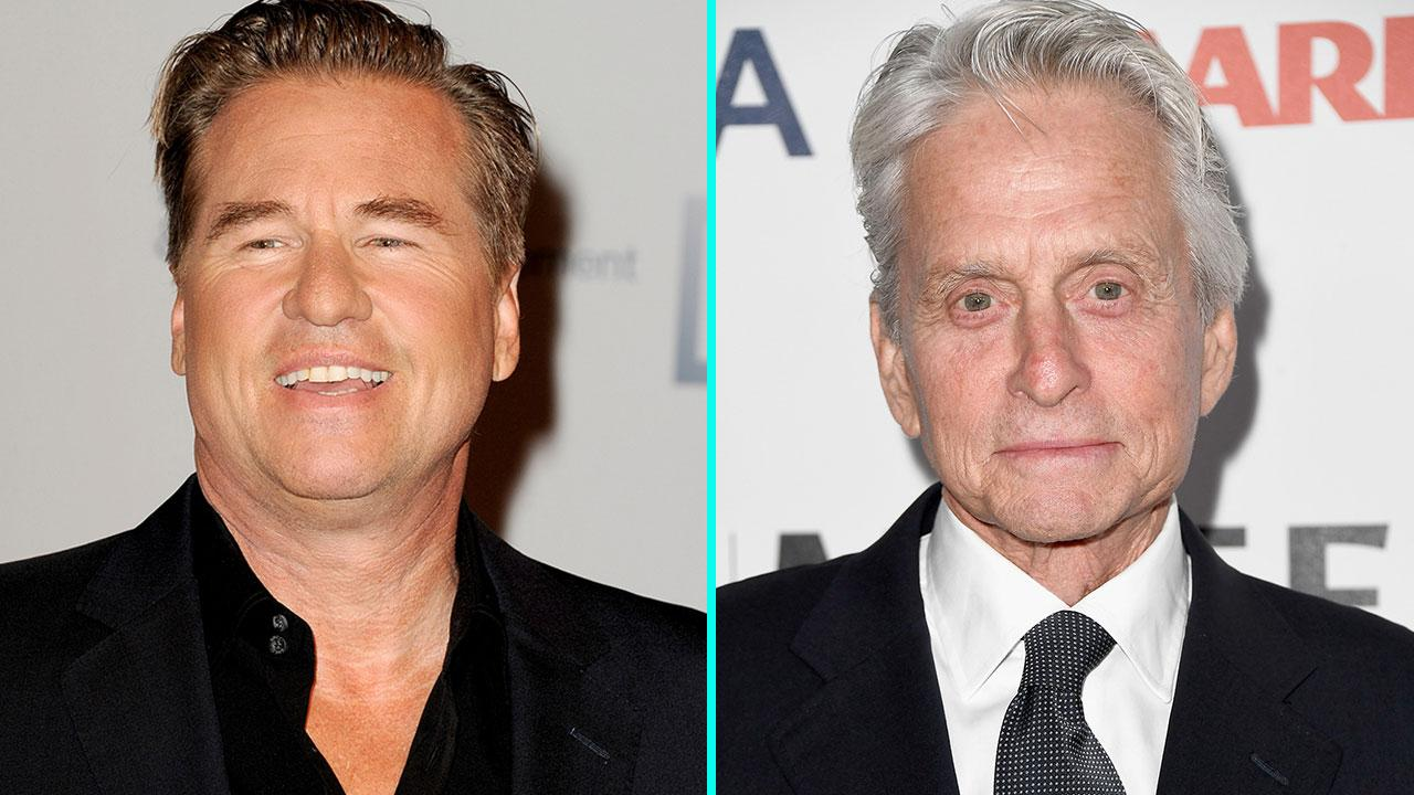 Val Kilmer Tells Fans He Doesn't Have Cancer: 'I Love Michael Douglas But He Is Misinformed'