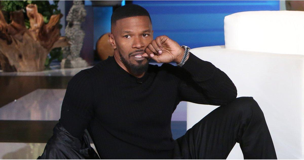 Watch Jamie Foxx Prove He Could Be an Amazing Sports Illustrated Model
