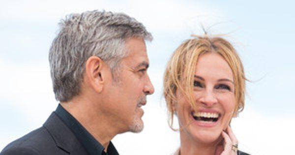 Watch Julia Roberts & George Clooney Interview Each Other!