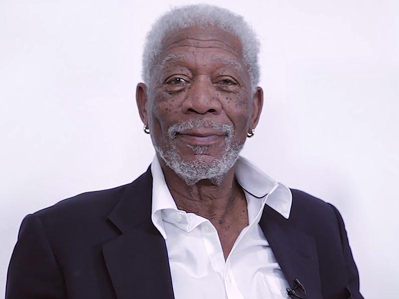 Watch Morgan Freeman Do a Hilarious Reading of Justin Bieber