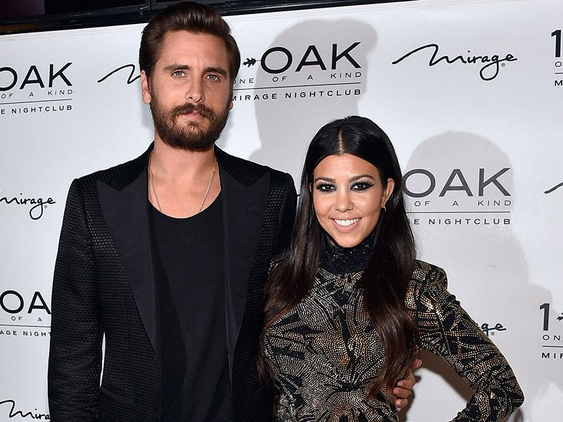 Which Kardashian Sister Thinks Kourtney and Scott Disick 'Are Totally Getting Back Together One Day'?