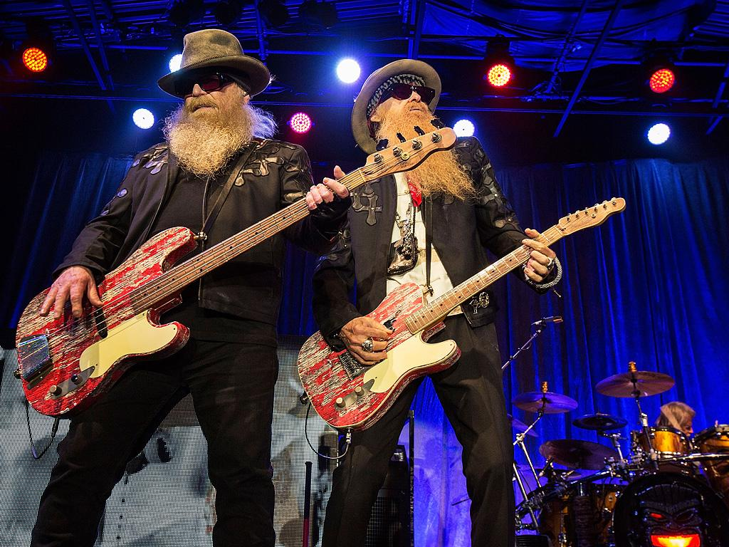 Zz Top Postpones Tour After Dusty Hill Trips on a Step: 'Thi