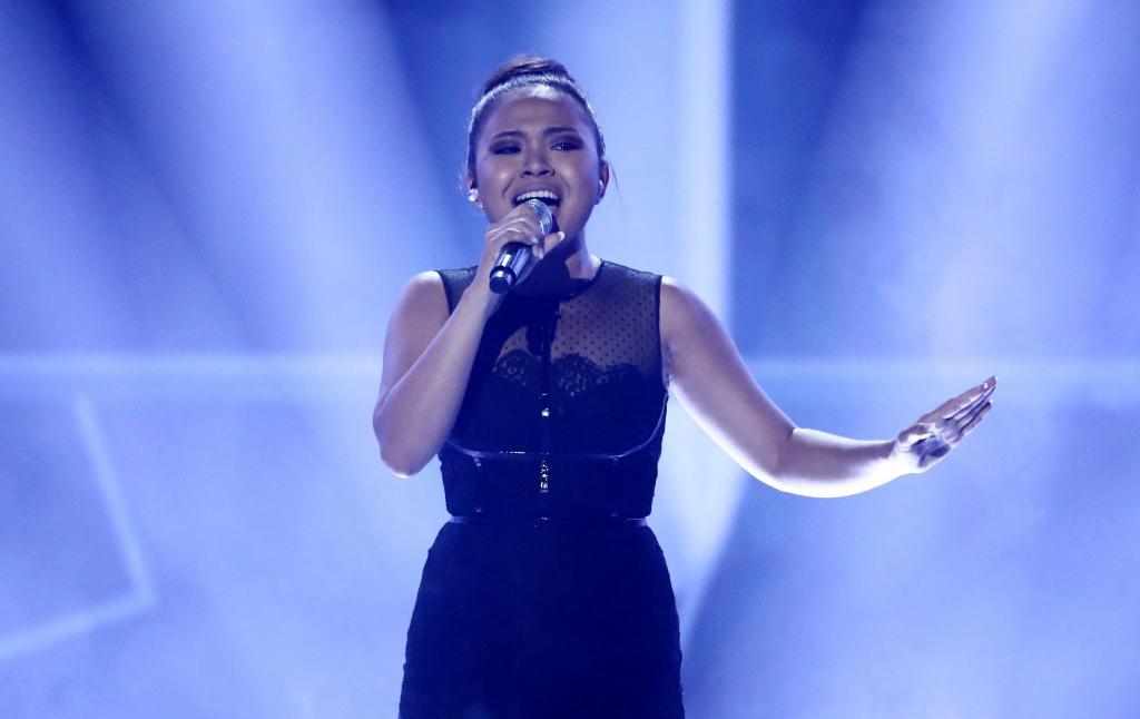 Is Alisah Bonaobra the luckiest X Factor contestant ever?