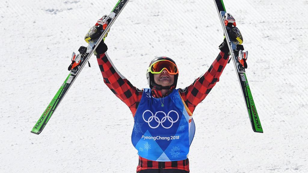 Canadas Brady Leman wins gold in Olympic mens ski cross