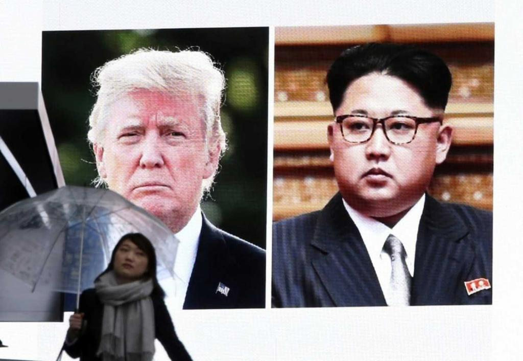 Diplomatic shock and awe Here's how people are reacting to Trumps move to meet Kim Jong Un