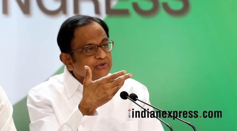 P Chidambaram moves courts fearing arrest in AircelMaxis deal INX Media cases