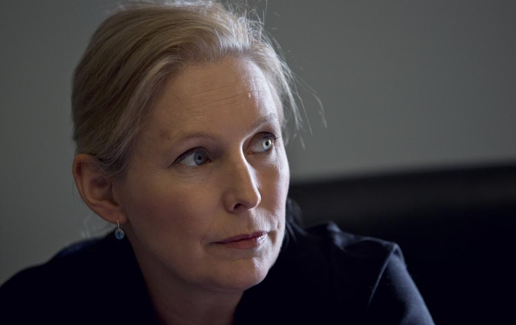 Kirsten Gillibrand doubles down Trump should resign