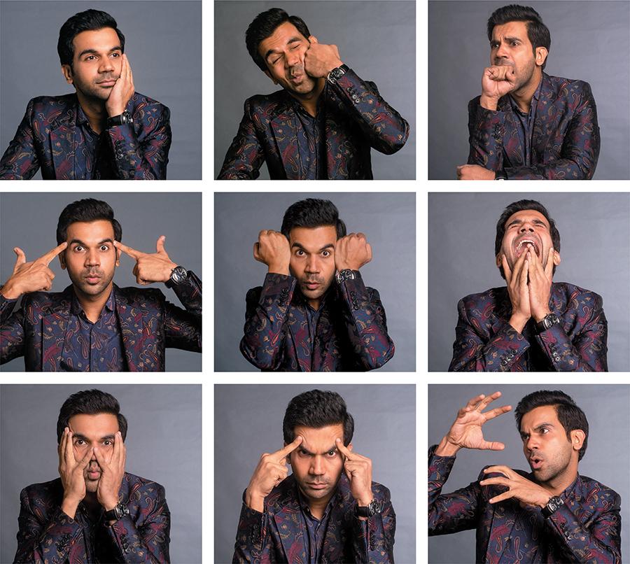 Rajkummar Rao: The expressionist Forbes India