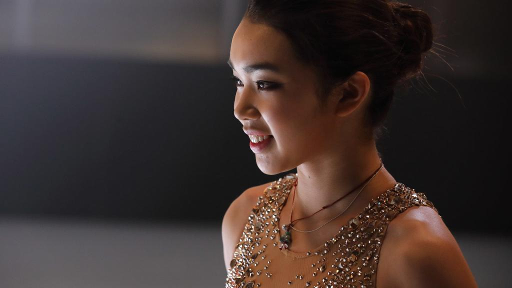With inconsistencies behind her Karen Chen looks towards Pyeong Chang Olympics