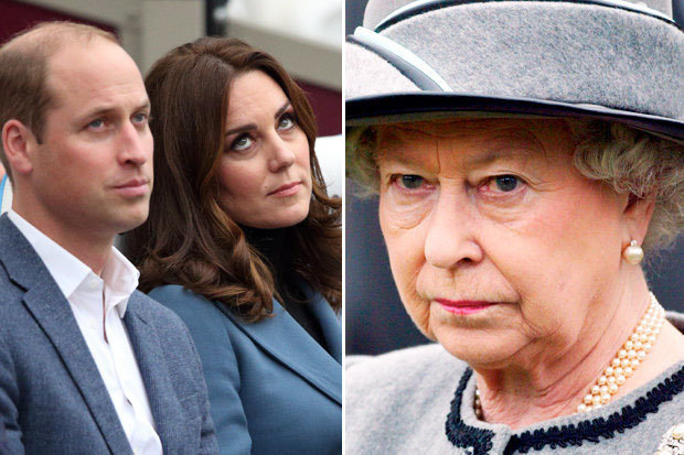 Prince William and Kate SNUBBED after being 'cut out of royal family highlights'