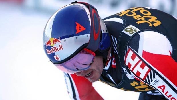 Canadian skier Erik Guay to miss Olympics due to back pain