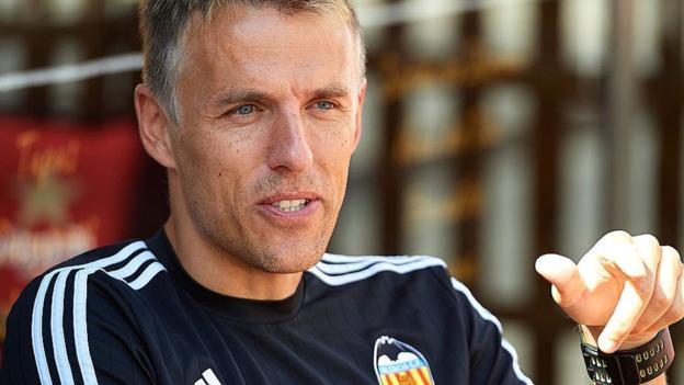 Phil Neville How does a man with no managerial experience come to lead England