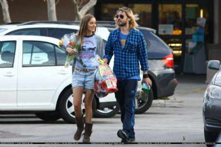 Jared Leto and Isabel Lucas Wallpapers