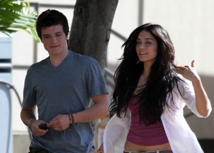 Image Blogspot: Vanessa Hudgens and Josh Hutcherson are dating?