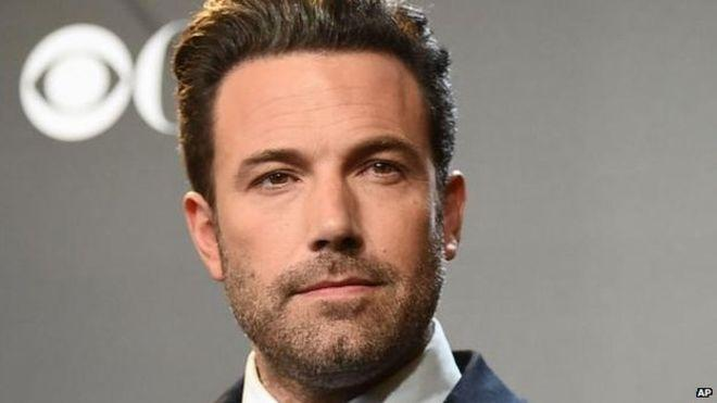 Ben Affleck Slavery Row Leads To TV Show Suspension - BBC News