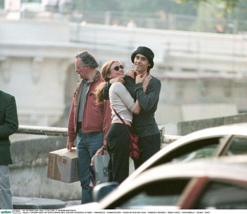 Jared Leto & Cameron Diaz OMFG You don't even know how excited I was