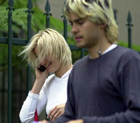 Cameron Diaz Jared Leto Photos Photos - Cell Phones 2003 - Zimbio