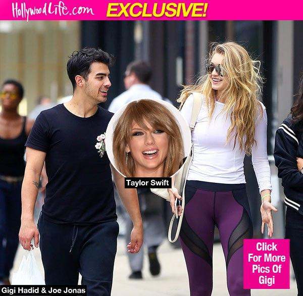 Gigi Hadid & Joe Jonas: Taylor Swift Approves Of Her BFF Dating Her Ex