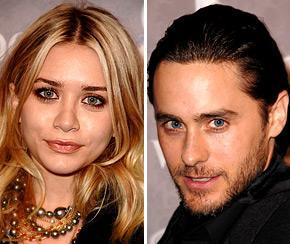 Jared Leto was rumored to be dating ex porn star Corina Taylor.