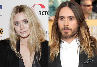 Ashley Olsen quer se reconciliar com Jared Leto - Getty Images
