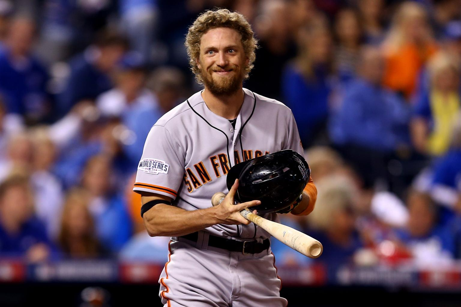 14 Days Until Spring Training: A Hunter Pence Face For Any Situation