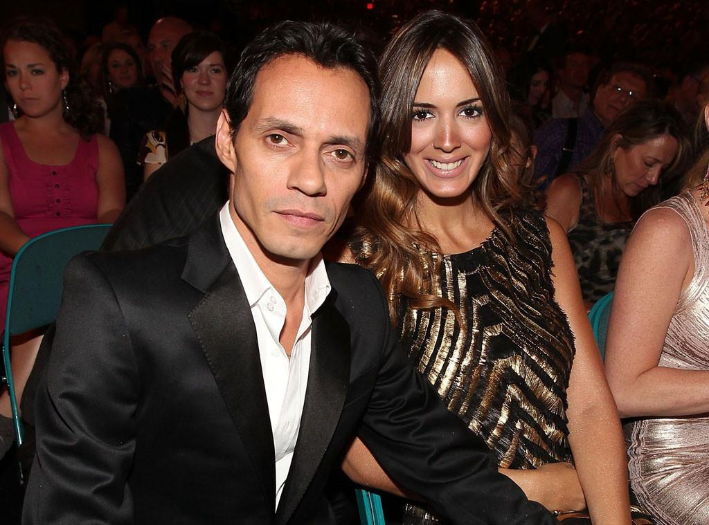 Marc Anthony Marries Model Shannon De Lima In The Dominican