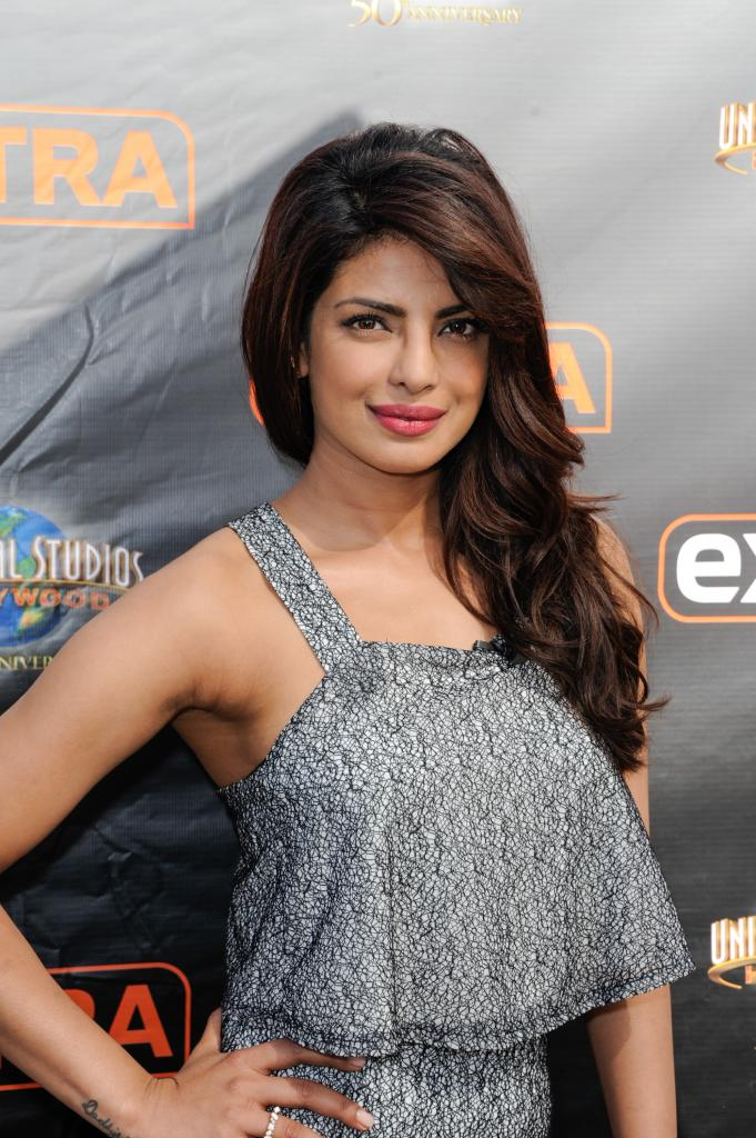 Beauty Inspiration: Priyanka Chopra   StyleCaster
