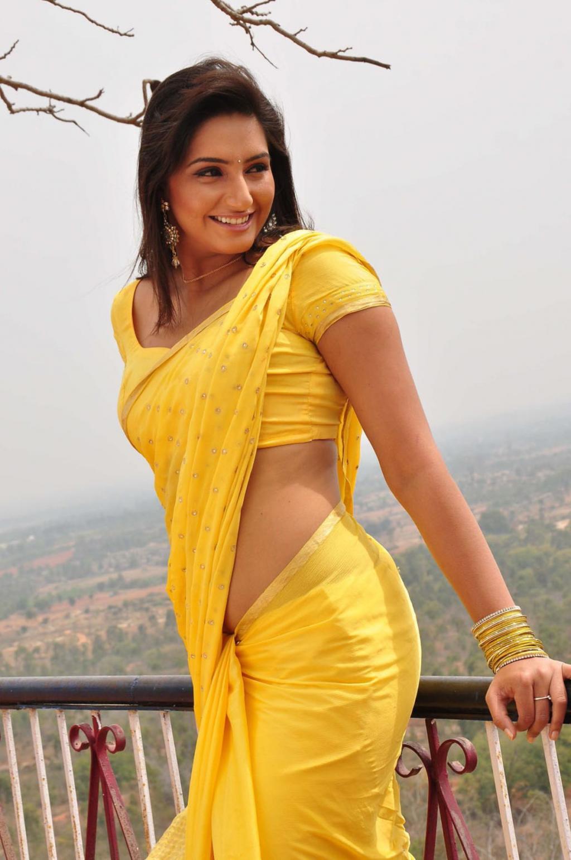 Ragini Dwivedi Hot Saree Stills