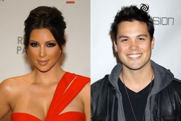 Michael Copon and Kim Kardashian Dating? - Michael Copon - Zimbio