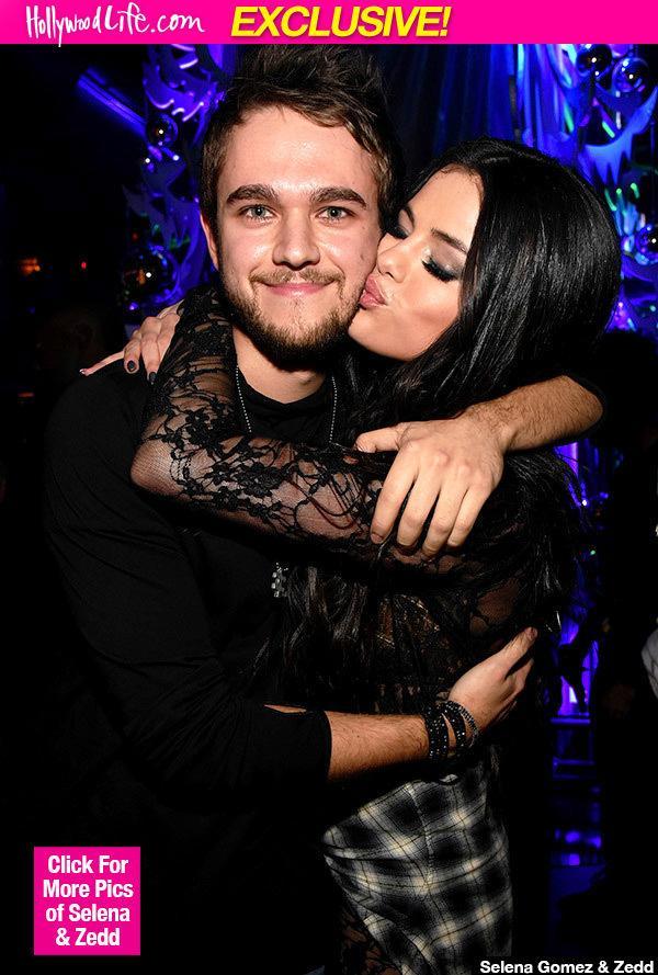 Selena Gomez & Zedd: Reunion At Coachella