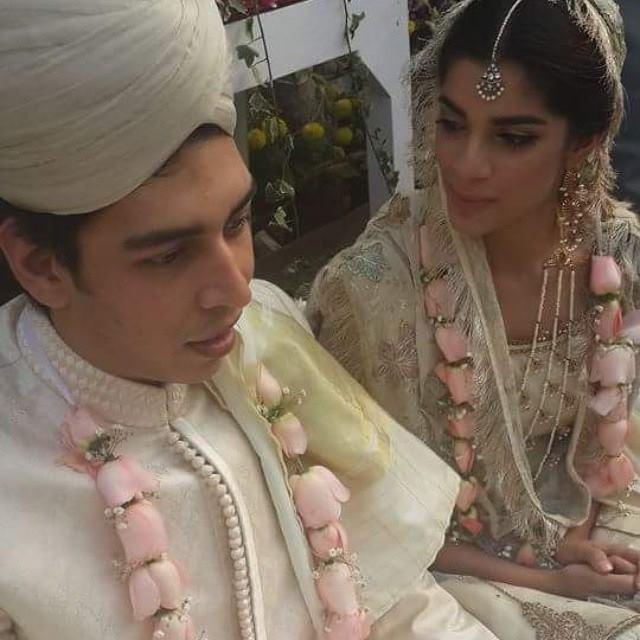 Sanam Saeed Got Married To Farhan Hasan (Wedding Pictures)