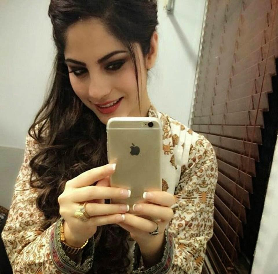 Actress Neelam Muneer With Family-Unseen Pictures