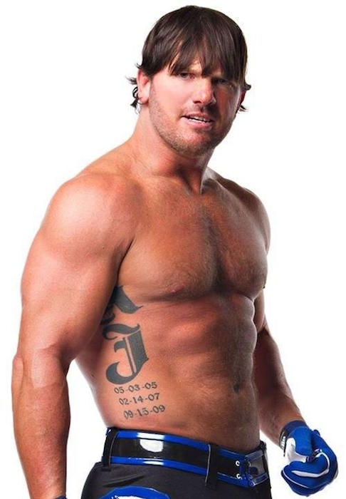A.J. Styles Height Weight Body Statistics - Healthy Celeb