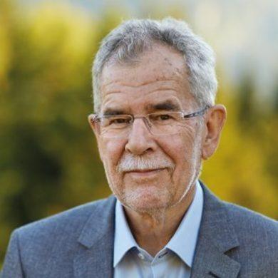 Alexander Van Der Bellen - Austria - Global Vote - The Good Country
