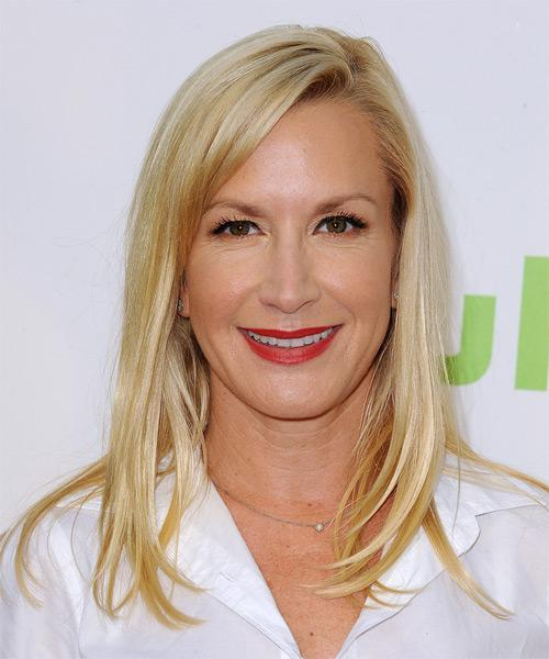 Angela Kinsey Hairstyles For 2016   Celebrity Hairstyles By
