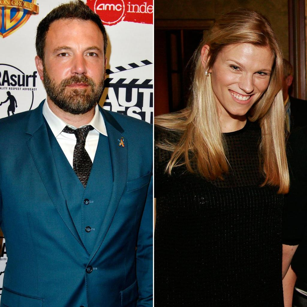 Ben Affleck Dating Lindsay Shookus   POPSUGAR Celebrity