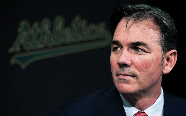 Billy Beane Is A Symphony Conductor Who Thinks Fans Don't Come To