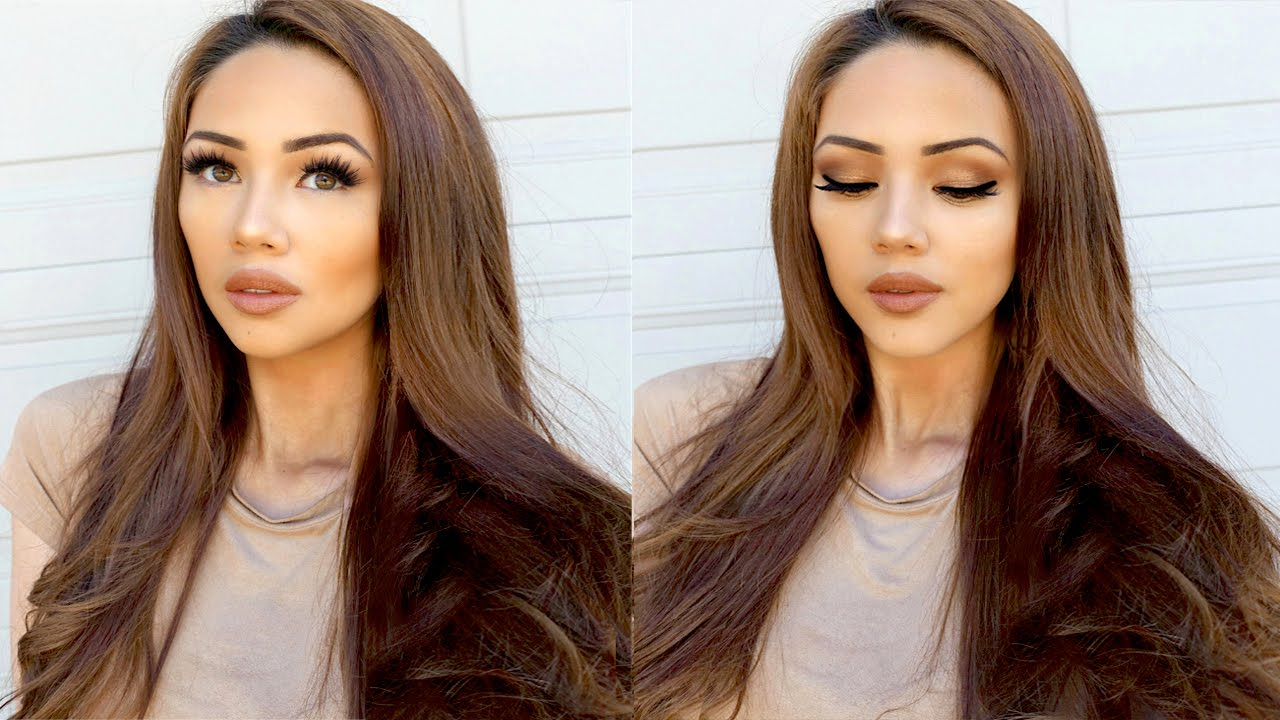 Bronze Glow Makeup Tutorial     Lisa Lorles - YouTube