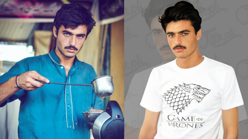 Chai-wala Arshad Khan Is An Afghan Refugee