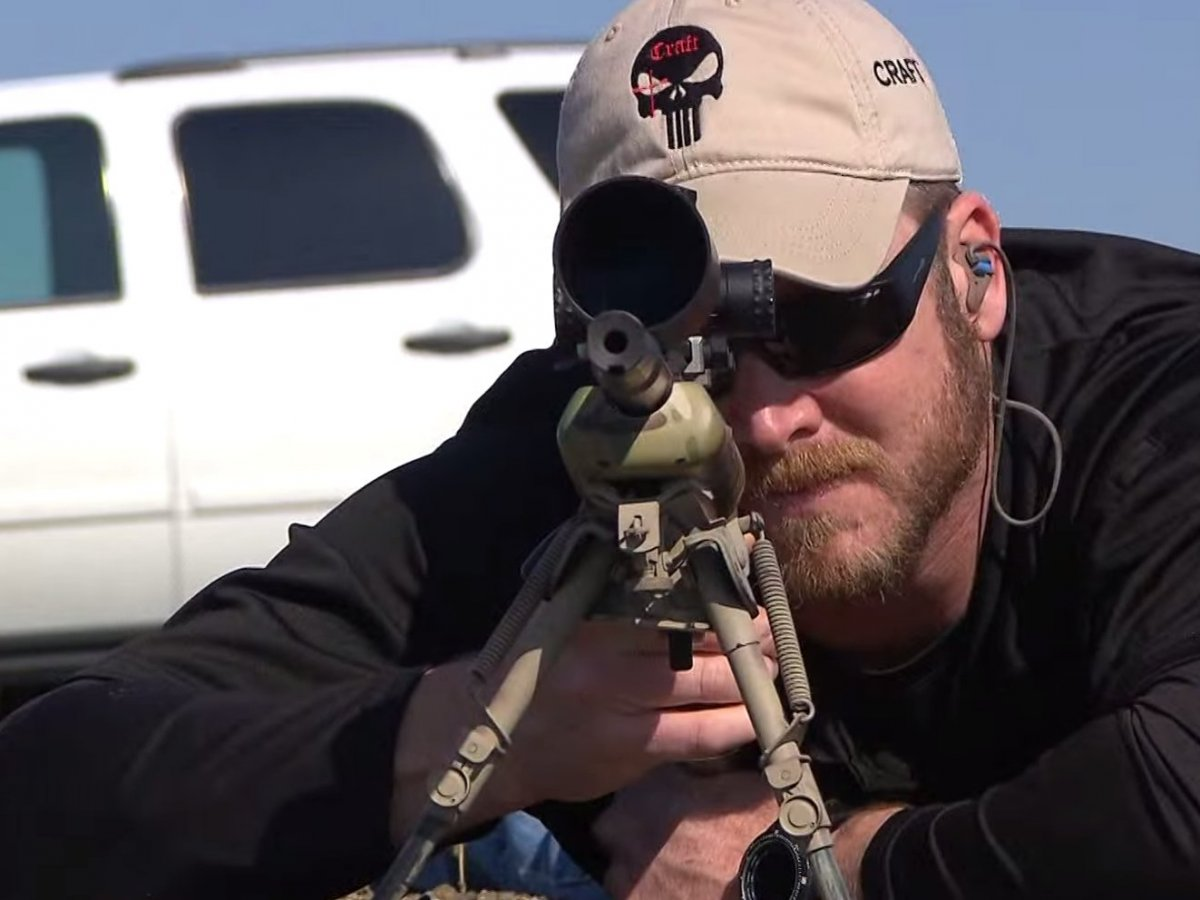 Chris Kyle's Story In 'American Sniper' - Business Insider
